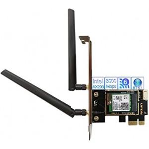 INTEL AC200 WIFI + BLUETOOTH CARD PCI-E - AX200NGW