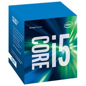 INTEL i5-7500 3.4 GHZ