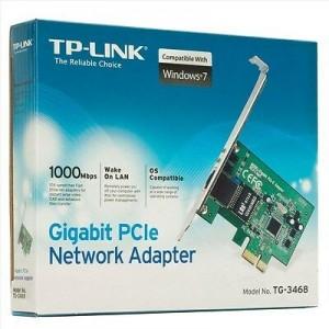 TP-LINK GB LAN PCI EX TG3468