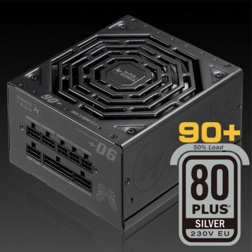 SUPER FLOWER 600W SILVER ECO PSU