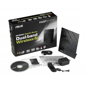 ASUS N600 DUAL-BAND GIG ROUTER-RT-N56U