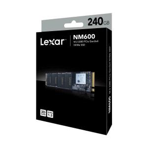 LEXAR 250GB NM610 M.2 NVMe SSD
