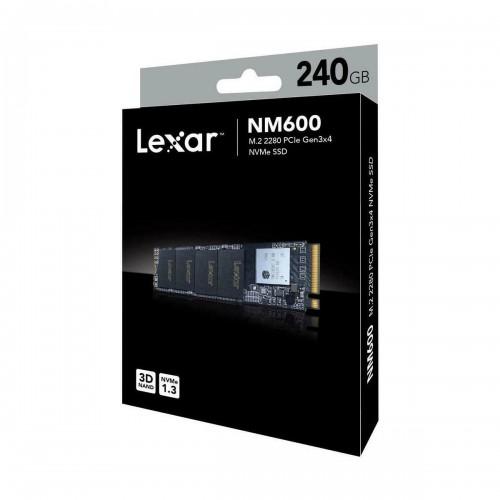 LEXAR 240GB NM600 M.2 NVMe SSD