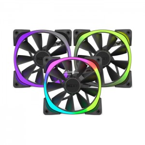 NZXT AER RGB 120 TRIPLE PACK