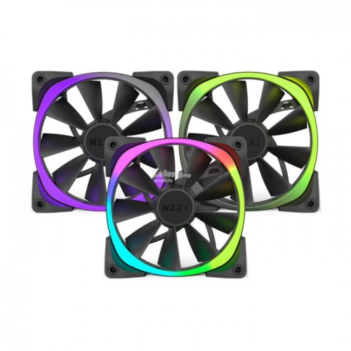 NXZT AER RGB 120 TRIPLE PACK