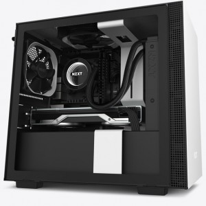 NZXT H210 BLACK / WHITE