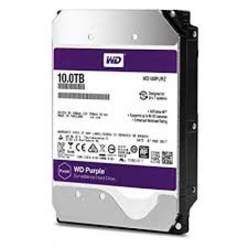 """3.5"""" INTERNAL HDD WD 10 TB PURPLE"""