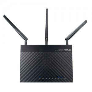 ASUS AC1750 DUAL-BAND WIFI GIG ROUTER - RT-AC66U