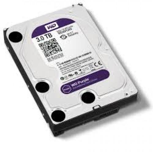 """3.5"""" INTERNAL HDD WD PURPLE - 3TB"""