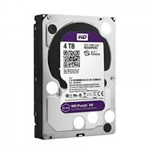 "3.5"" INTERNAL HDD W DIGITAL PURPLE - 4 TB"