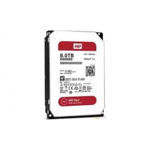 W DIGITAL RED - 8TB