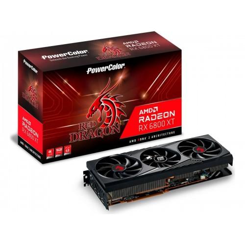POWERCOLOR RX 6800XT RED DRAGON