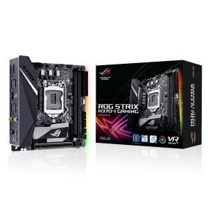 ROG STRIX H370-I GAMING (M-ITX)