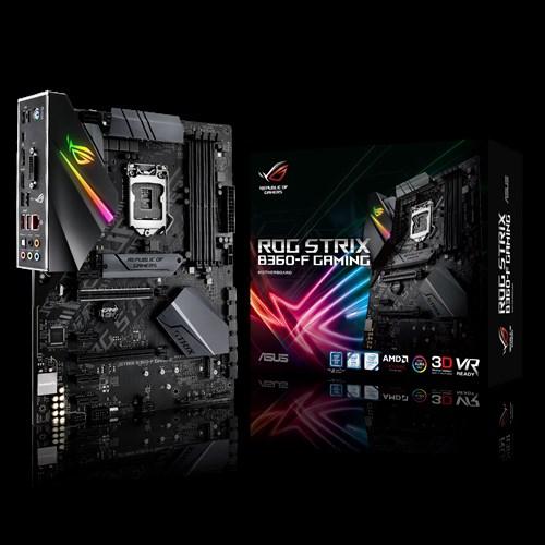 ASUS   ROG STRIX B360 - F GAMING