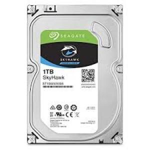 """3.5"""" INTERNAL HDD SEAGATE SKYHAWK - 1TB"""
