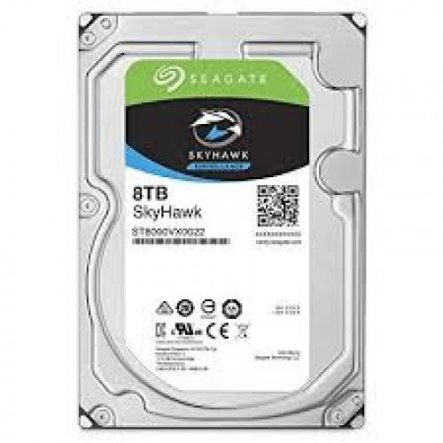 "3.5"" INTERNAL HDD SEAGATE SKYHAWK - 8 TB"