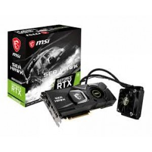 MSI RTX 2080SUPER SEA HAWK X 8GB