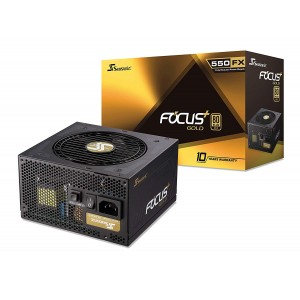 SEASONIC FOCUS GOLD 550W
