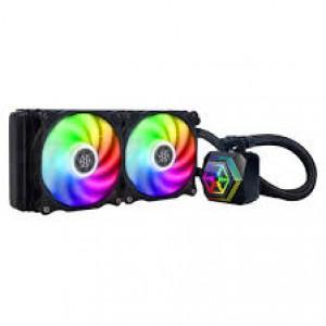 SILVERSTONE 240MM PF240 A-RGB LIQUID CPU COOLER