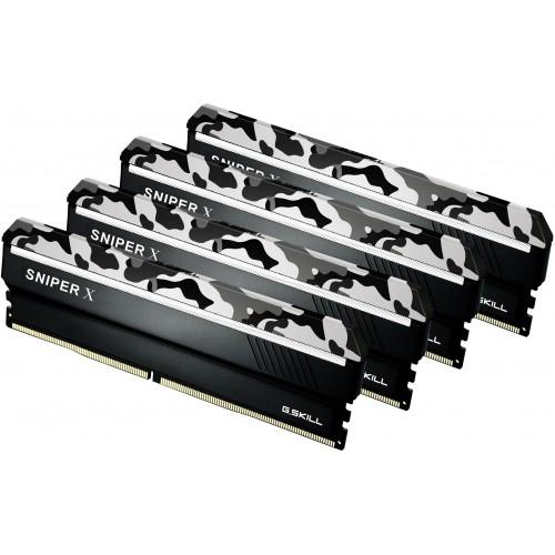 G.SKILL SNIPPER X 3200MHZ CL116 - 32GB