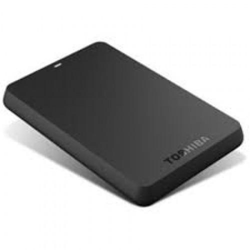"""1TB - 2.5""""  EXTERNAL HDD TOSHIBA"""