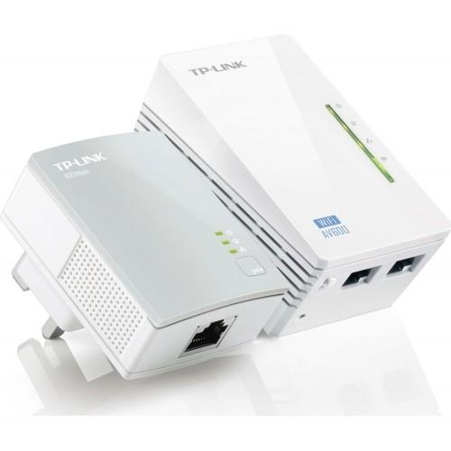 TP-LINK 300Mbps AC500 POWERLINE-TL-WPA4220