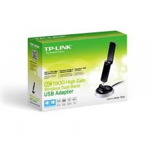 TP-LINK AC1900 DUAL-BAND USB ADAPTER - ARCHER T9UH