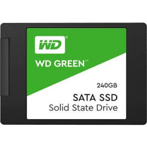 """WD 2.5"""" 240GB GREEN SSD"""