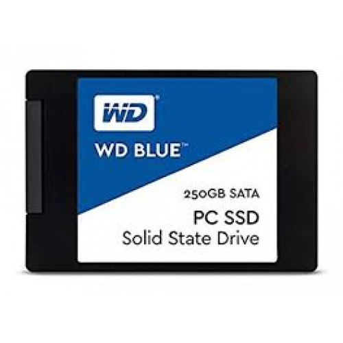 "WD BLUE 2.5"" 250GB SSD"