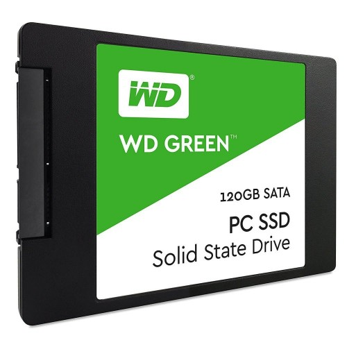 """WD 2.5"""" 120GB GREEN SSD"""