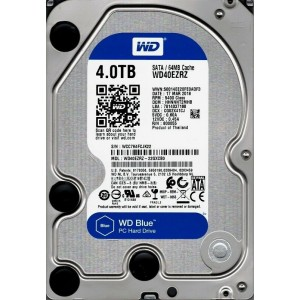 "3.5"" INTERNAL HDD WD  4TB BLUE"