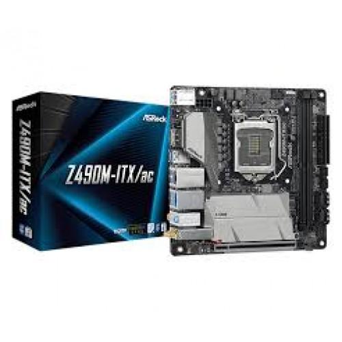 ASROCK Z490M ITX / AC