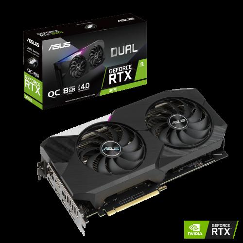 ASUS RTX 3070 DUAL OC 8GB