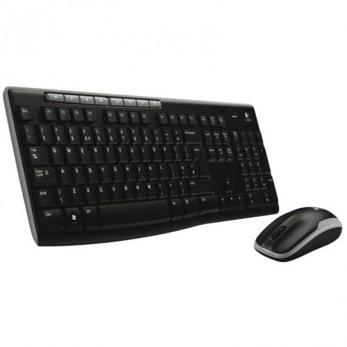 Logitech MK270R Wireless Desktop Combo