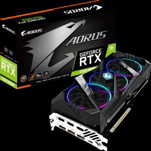 GIGABYTE RTX2060 SUPER GAMING AORUS 8GB OC