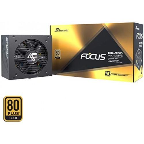 SEASONIC FOCUS +/GX GOLD 650W